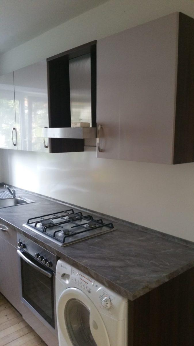 Küche neu. Renovierung, Modernisierung, Sanierung - Haus, Wohnung, Büro, Gewerbe