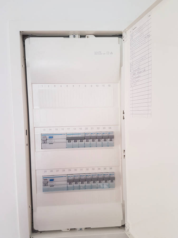 Pflege, Reparatur & Wartung von Elektroanlagen: Renovierung, Modernisierung, Sanierung München - Haus, Wohnung, Büro, Gewerbe
