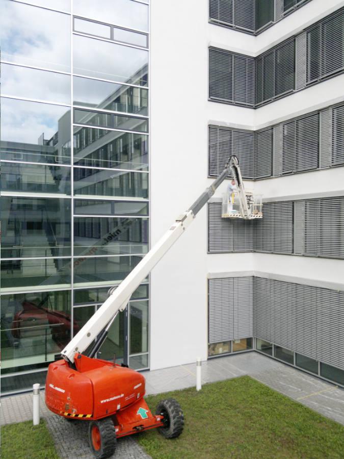 Malerarbeiten draussen: Renovierung, Modernisierung, Sanierung München - Haus, Wohnung, Büro, Gewerbe