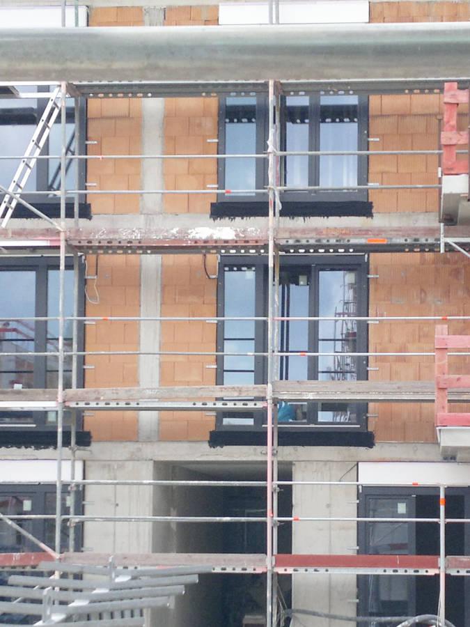 Fassade: Renovierung, Modernisierung, Sanierung München - Haus, Wohnung, Büro, Gewerbe