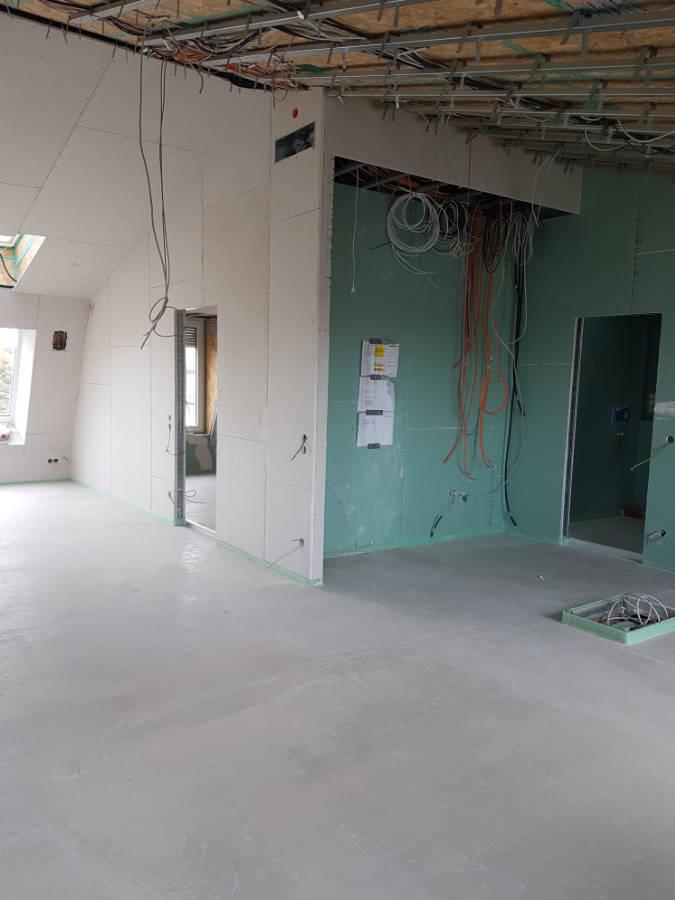Trockenbauarbeiten & Trockenbausanierung: Renovierung, Modernisierung, Sanierung München - Haus, Wohnung, Büro, Gewerbe