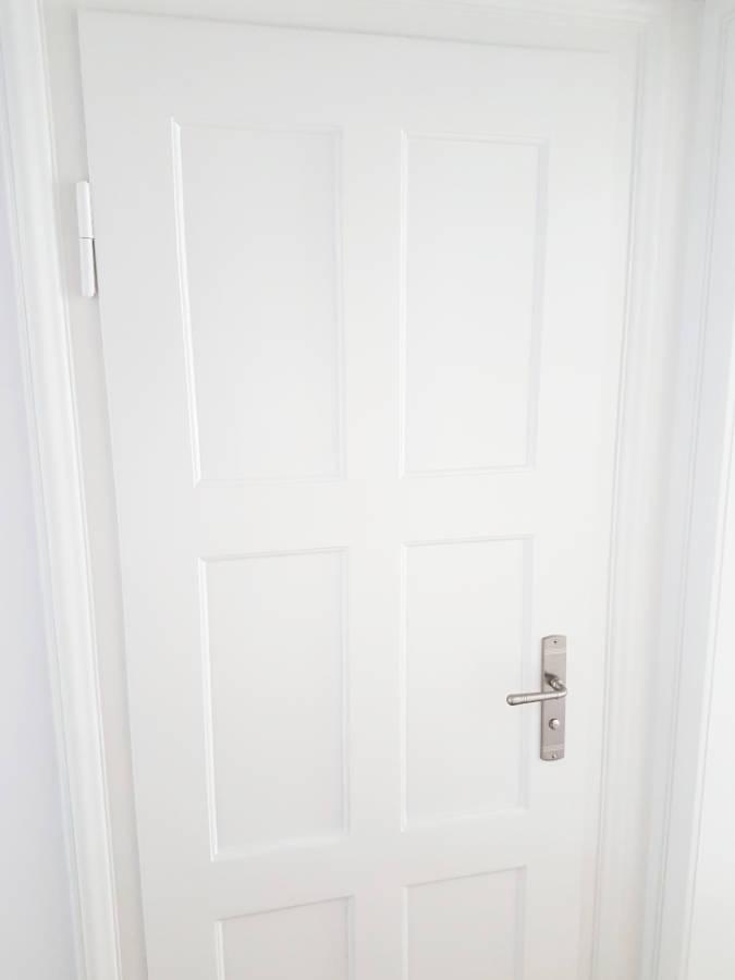 Tür streichen: Renovierung, Modernisierung, Sanierung München - Haus, Wohnung, Büro, Gewerbe