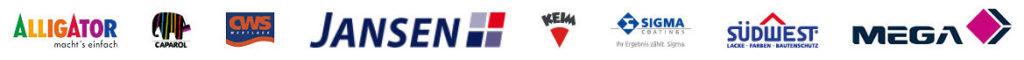 Logos Kooperationspartner: Renovierung, Modernisierung, Sanierung München - Haus, Wohnung, Büro, Gewerbe
