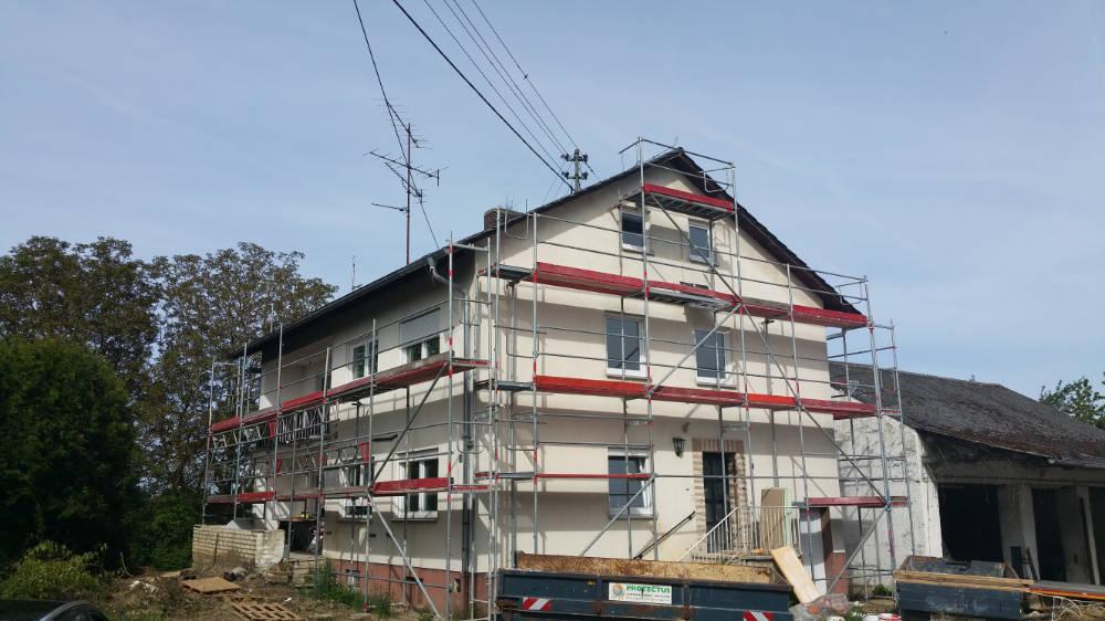 Fassadensanierung: Renovierung, Modernisierung, Sanierung München - Haus, Wohnung, Büro, Gewerbe