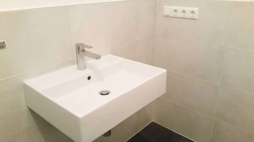 Waschbecken, Badsanierung: Renovierung, Modernisierung, Sanierung München - Haus, Wohnung, Büro, Gewerbe